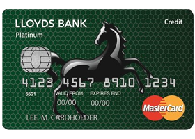 Lloyds Bank Lloyds Bank Platinum Balance Transfer Card Logo