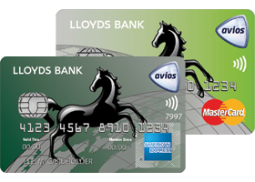 Lloyds Bank Avios Rewards Credit Card (Amex) Logo