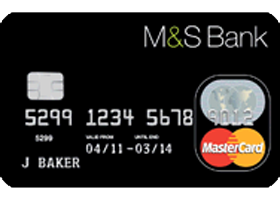M&S Bank M&S Credit Card Logo