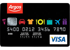 Argos Credit Card Logo