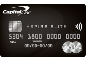 Capital One Aspire Elite Logo