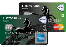 Lloyds Bank Lloyds Bank Premier Avios Rewards Credit Card Logo