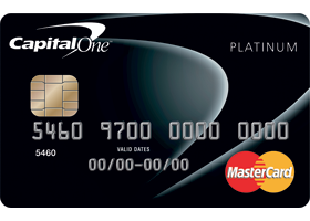 Capital One Classic Mastercard Logo