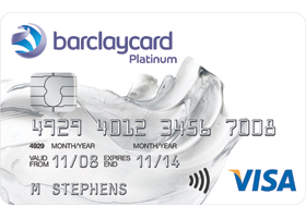 Barclaycard Platinum Purchase Logo