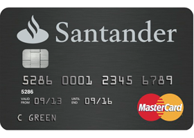 Santander Santander Purchase Credit Card Logo