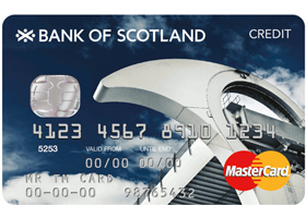 Bank of Scotland Platinum Purchase Logo